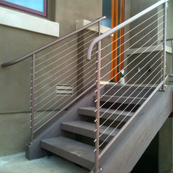 Stainless Steel Wire Raiing Cable Balustrade Tension Wire